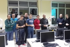 Nabtesco cyclo gear und Hohere technische schule Celje 2