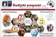 Študijski programi na VSŠ Celje