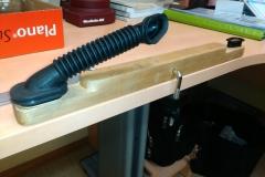 Prototip lesene priprave za montazo gume v SILIKO-03