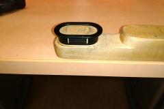 Prototip lesene priprave za montazo gume v SILIKO-05
