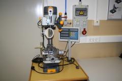 Oprema za izvedbo meritev