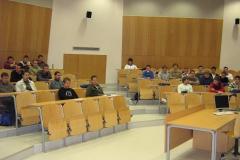 Predavalnice so namenjene študentom