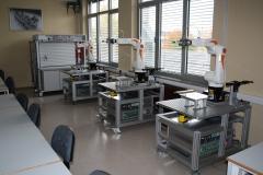 V laboratorijih VSŠ-01
