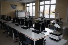 V laboratorijih VSŠ-02