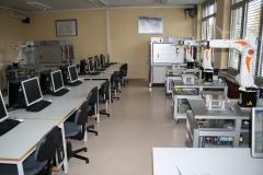 V laboratorijih VSŠ-03