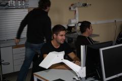 V laboratorijih VSŠ-05