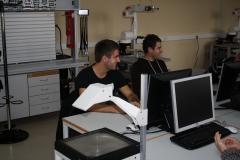 V laboratorijih VSŠ-06