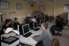 V laboratorijih VSŠ-07
