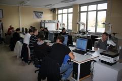 V laboratorijih VSŠ-08