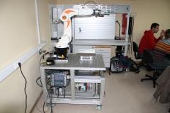 V laboratorijih VSŠ-09