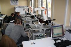 V laboratorijih VSŠ-11