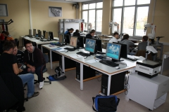 V laboratorijih VSŠ-14