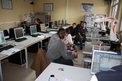 V laboratorijih VSŠ-15