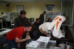 V laboratorijih VSŠ-17