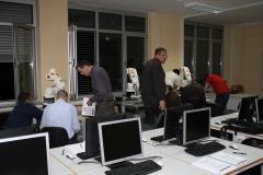 V laboratorijih VSŠ-20