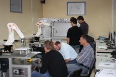 V laboratorijih VSŠ-21