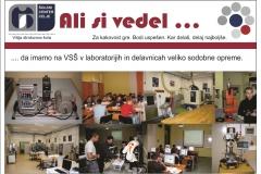 Laboratoriji na VSŠ