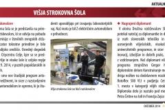 Novice SŠC - oktober 2014
