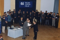 Album podelitev diplom na VSS od 1998 do 2010.