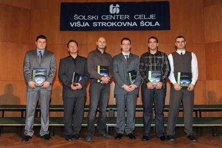 Album svečane podelitve diplom  za leto 2011.
