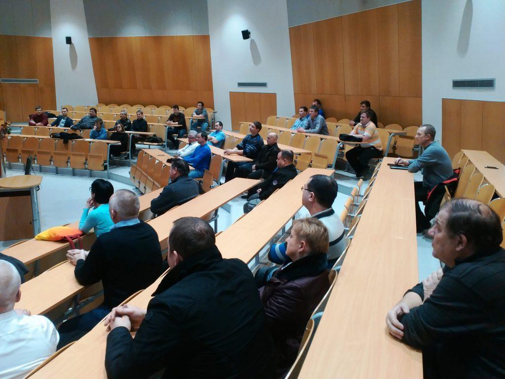 Ustanovitev Kluba diplomantov VSŠ, 16.2.2017
